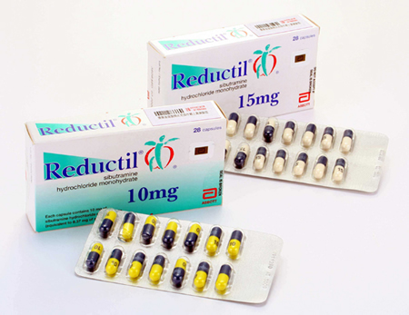 Reductil 10mg 15 mg