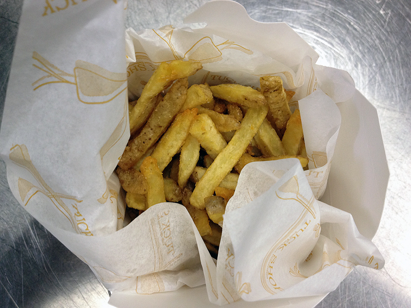 Tuck Shop Cafe Chips